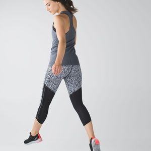 Lululemon Pace Pusher Crop